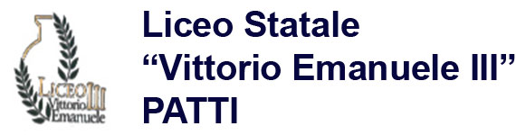 """Progetti Pon """"Liceo Vittorio Emanuele III"""" – Patti"""